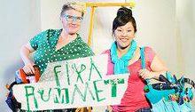 Sveriges Television, Fixa Rummet. Programledare, Scenograf